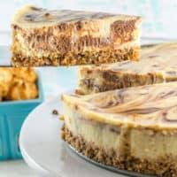 Gluten Free Macaroon Crust Cheesecake