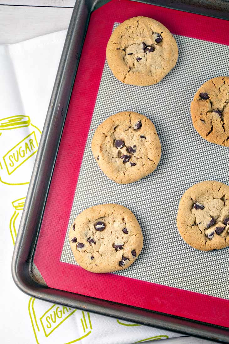 Soft & Chewy Chocolate Chip Cookies | Bunsen Burner Bakery