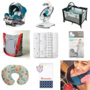Baby Essentials: the first six months. Favorite items, brands, toys, and books to get you through the first 6 months of parenthood.
