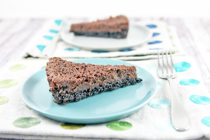 Chocolate Chess Pie Recipe Food Network