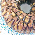 Chocolate Peanut Butter Cup Bundt Cake