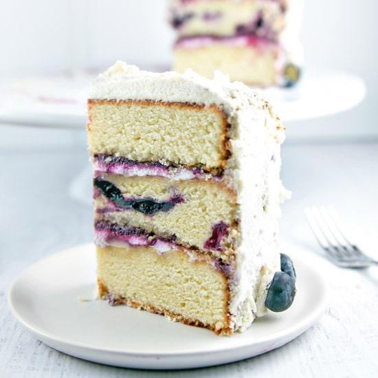 layer cake bakery vanilla layer cake with blueberry cardamom curd bunsen 5426