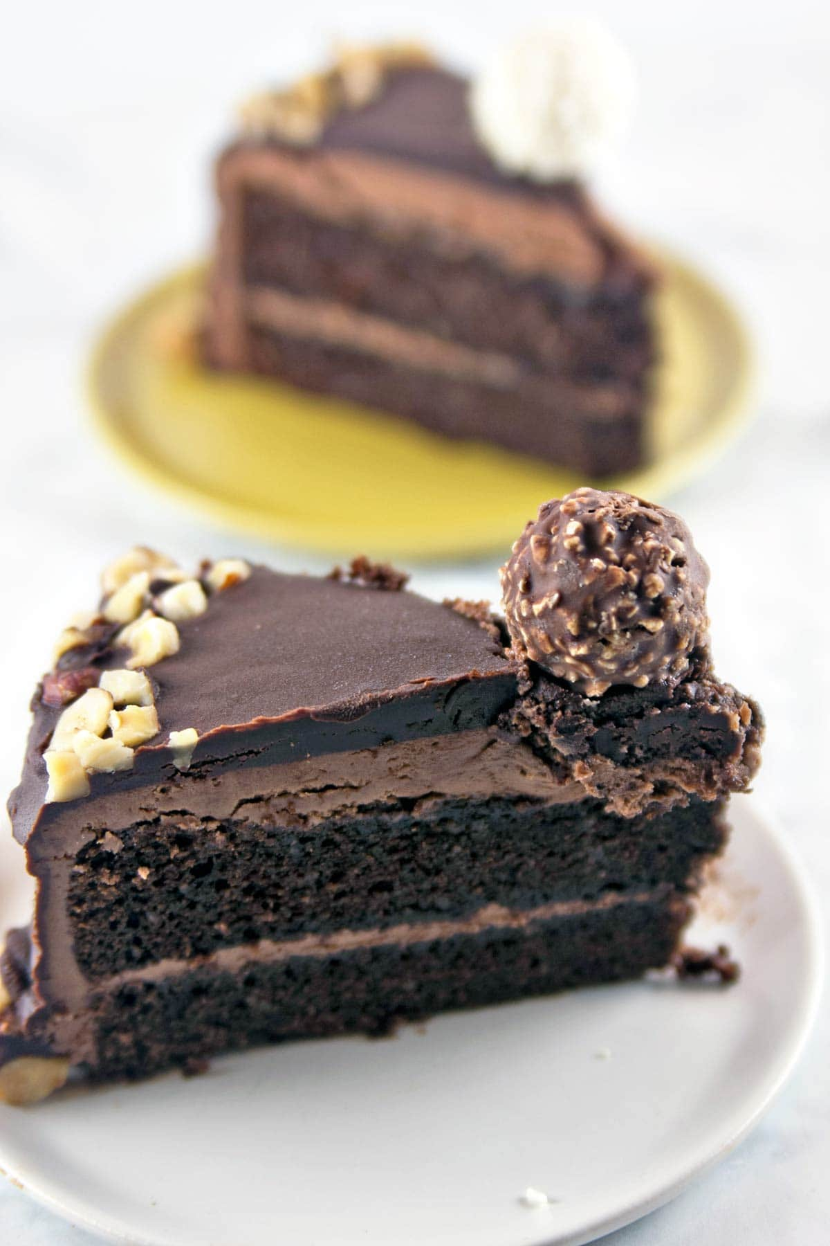 Chocolate Hazelnut Cake Bunsen Burner Bakery