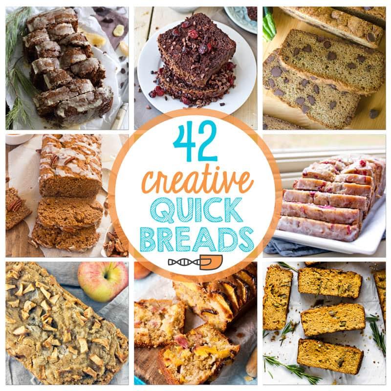 42 Creative Quick Breads