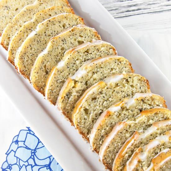 Lemon Poppy Quick Bread