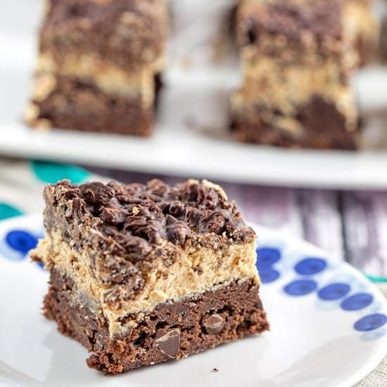 Peanut Butter Crunch Brownies | Bunsen Burner Bakery