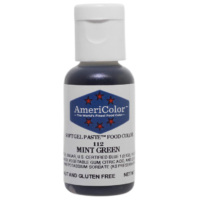 Americolor Gel Paste Food Color, Mint Green