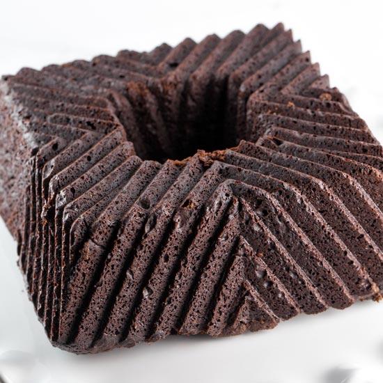 Gluten Free Chocolate Bundt Cake | Bunsen Burner Bakery