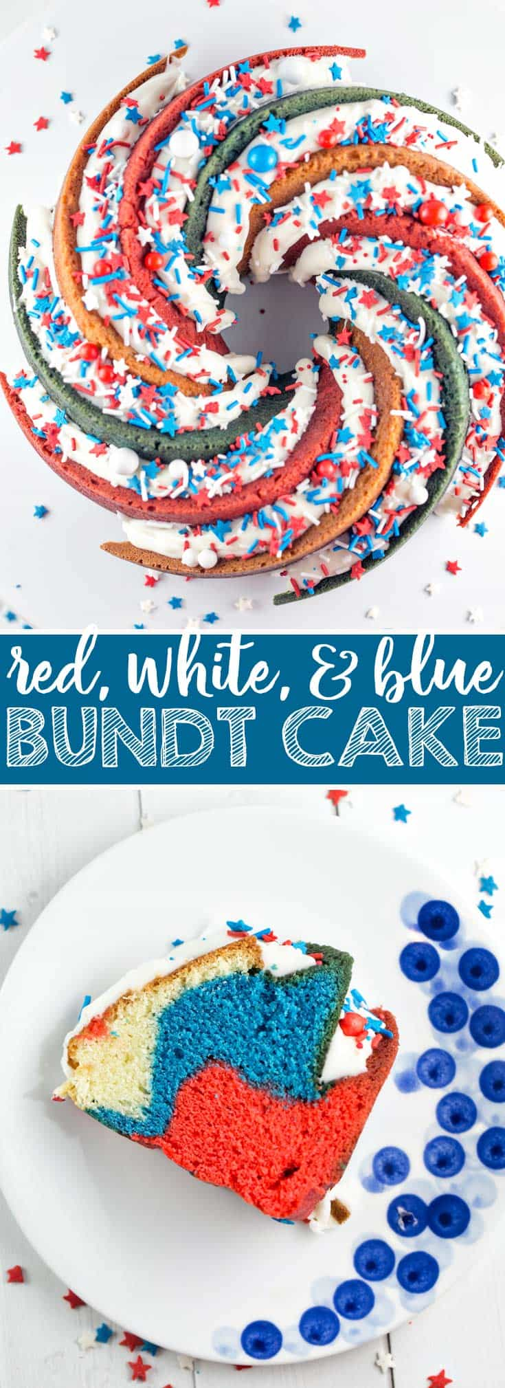 How To Decorate A Bundt Cake