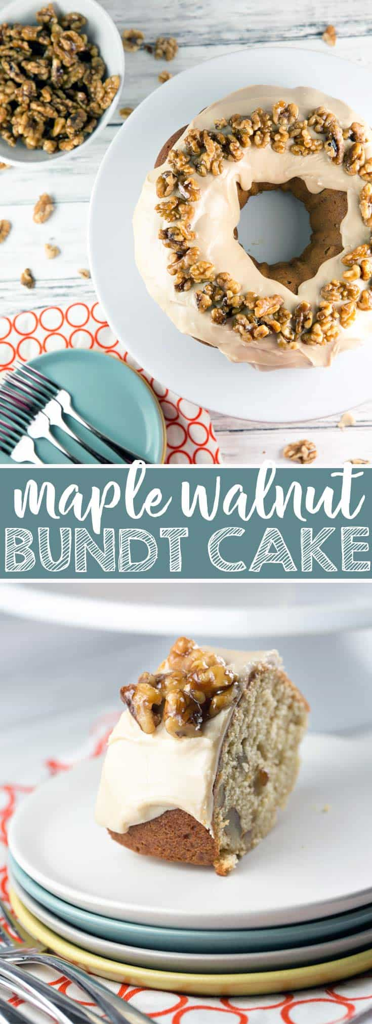 Maple Walnut Bundt Cake Bunsen Burner Bakery