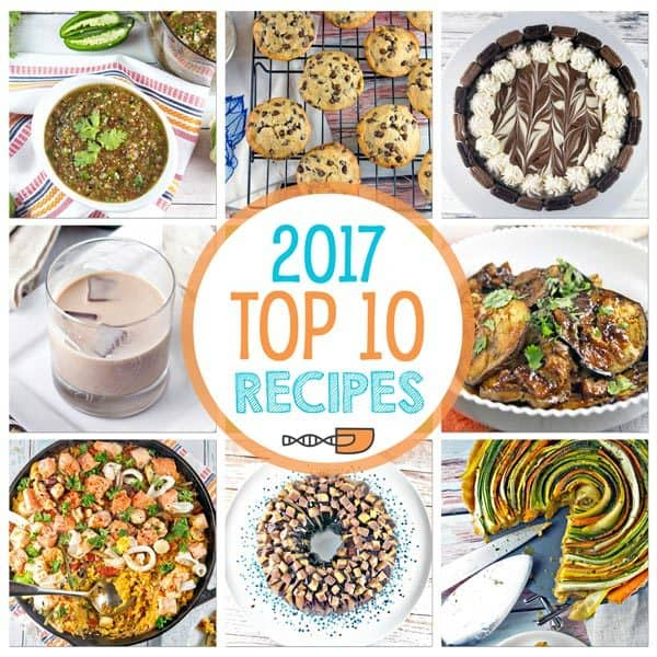 2017 top 10 recipes bunsen burner bakery