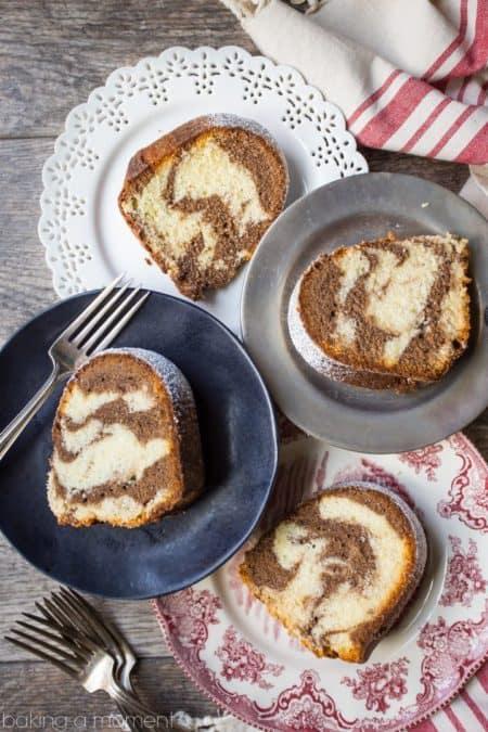 50 Best Bundts: marble bundt cake