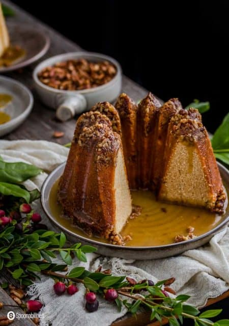 50 Best Bundts: pecan pie bundt cake