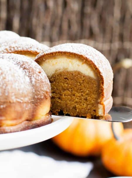 50 Best Bundts: pumpkin ricotta bundt cake
