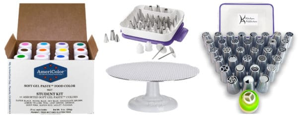 Gifts To Get A Cake Decorator
