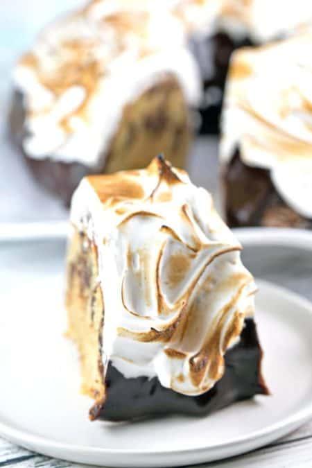 50 Best Bundts: S'mores Bundt Cake