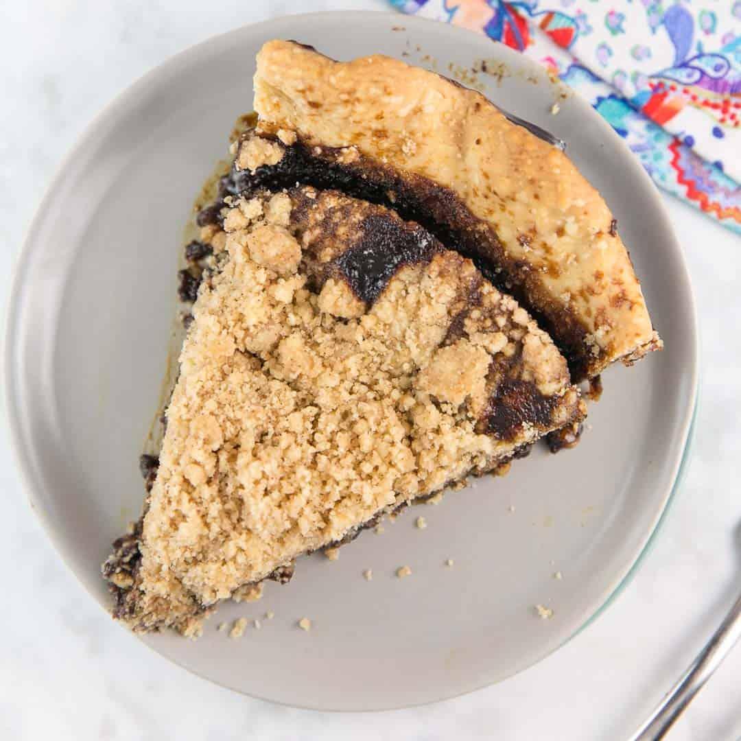 Chocolate Shoofly Pie Bunsen Burner Bakery
