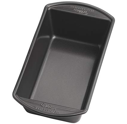 Wilton Nonstick Loaf Pan, 9.25 by 5.25-Inch