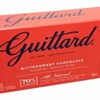 Guittard, 70% Bittersweet Cocoa Baking Bars