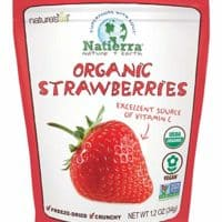 Natierra Nature's Freeze-Dried Strawberries