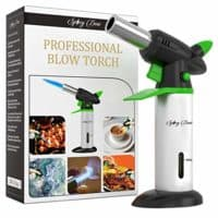 Refillable Professional Culinary Kitchen Torch