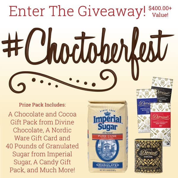 choctoberfest 2019 giveaway